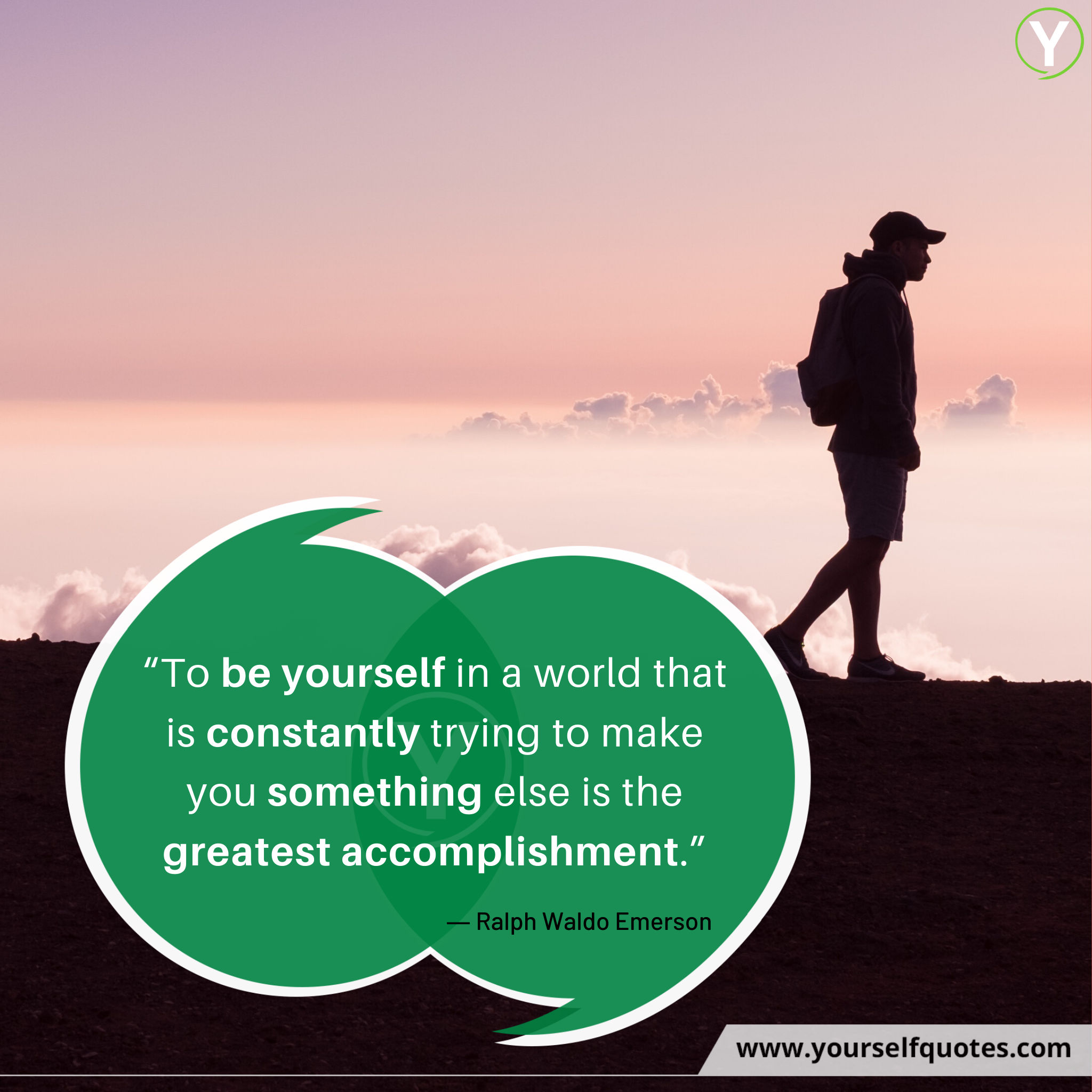 Be Yourself Quotes Photos