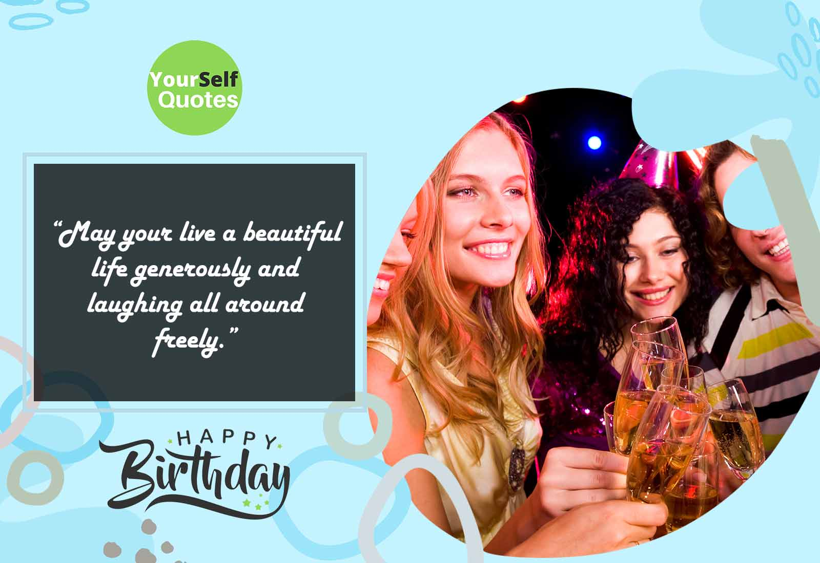 Beautiful Birthday Wishes Messages