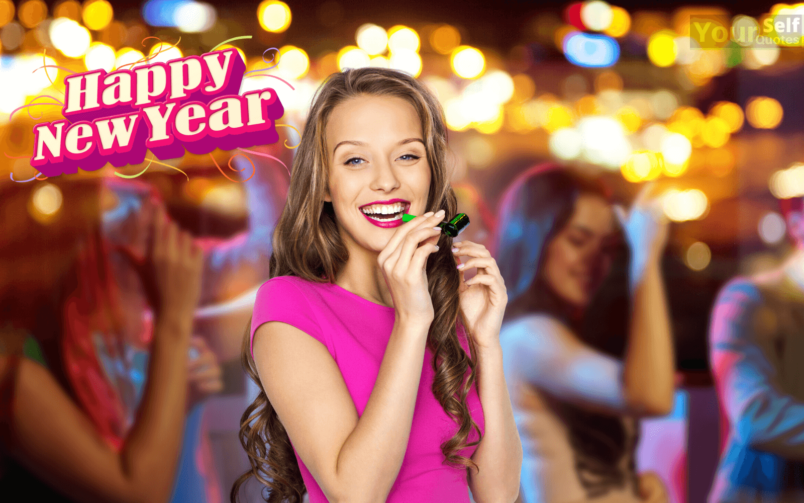 Beautiful Happy New Year Wallpapers HD