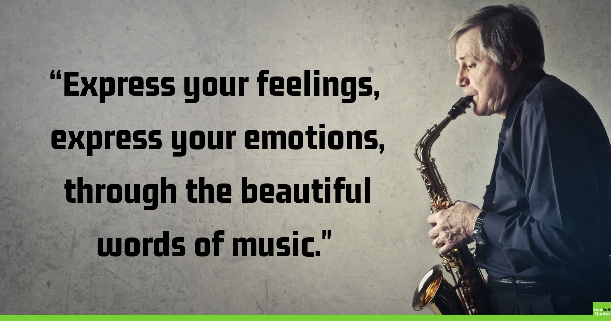 Beautiful Music Quotes