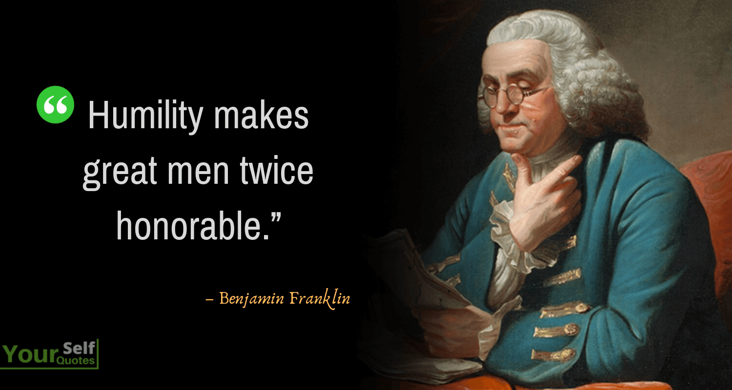 Quotes Images By Benjamin Franklin