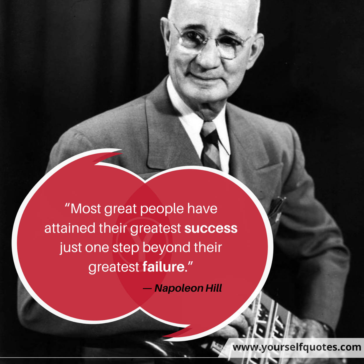 Best Business Quotes by Napoleon Hill