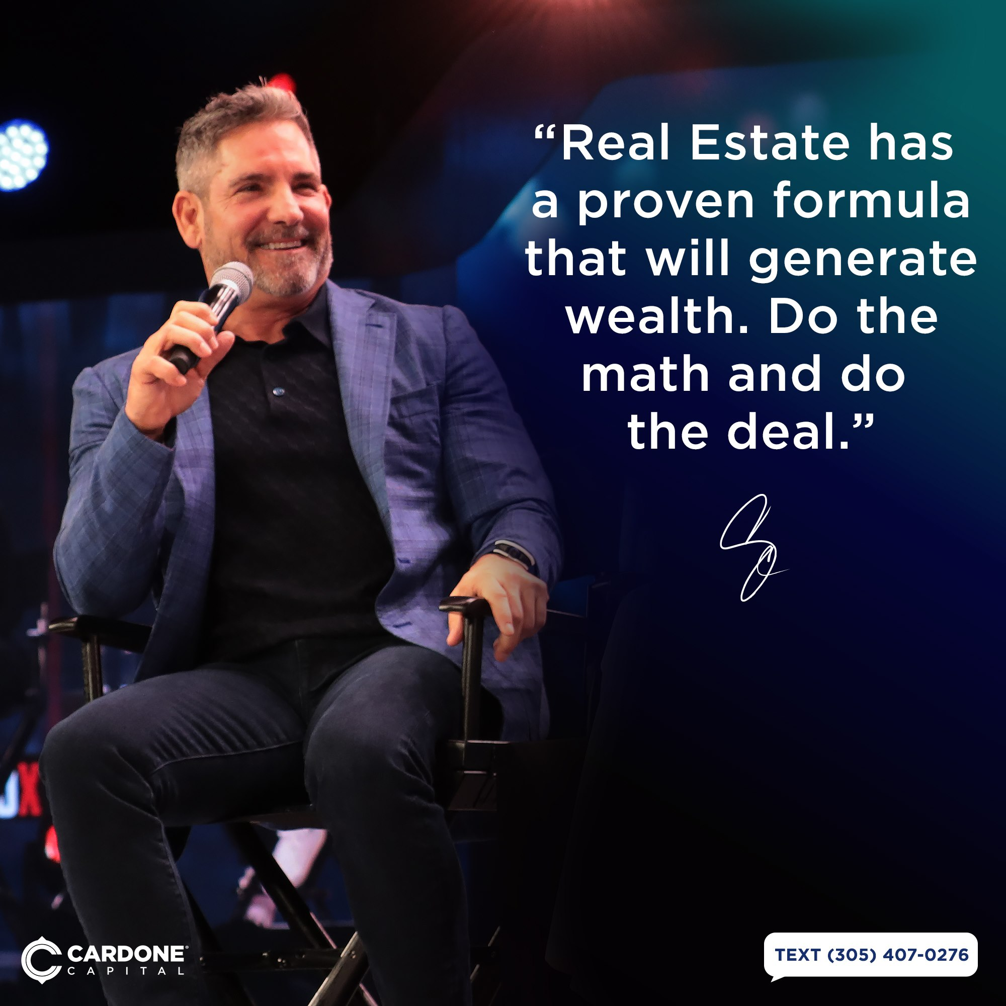Best Grant Cardone Quotes on Real Estate