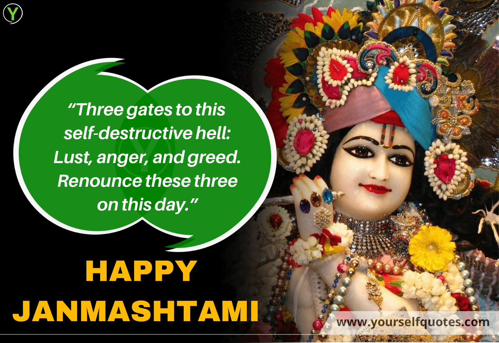 Best Happy Janmashtami images