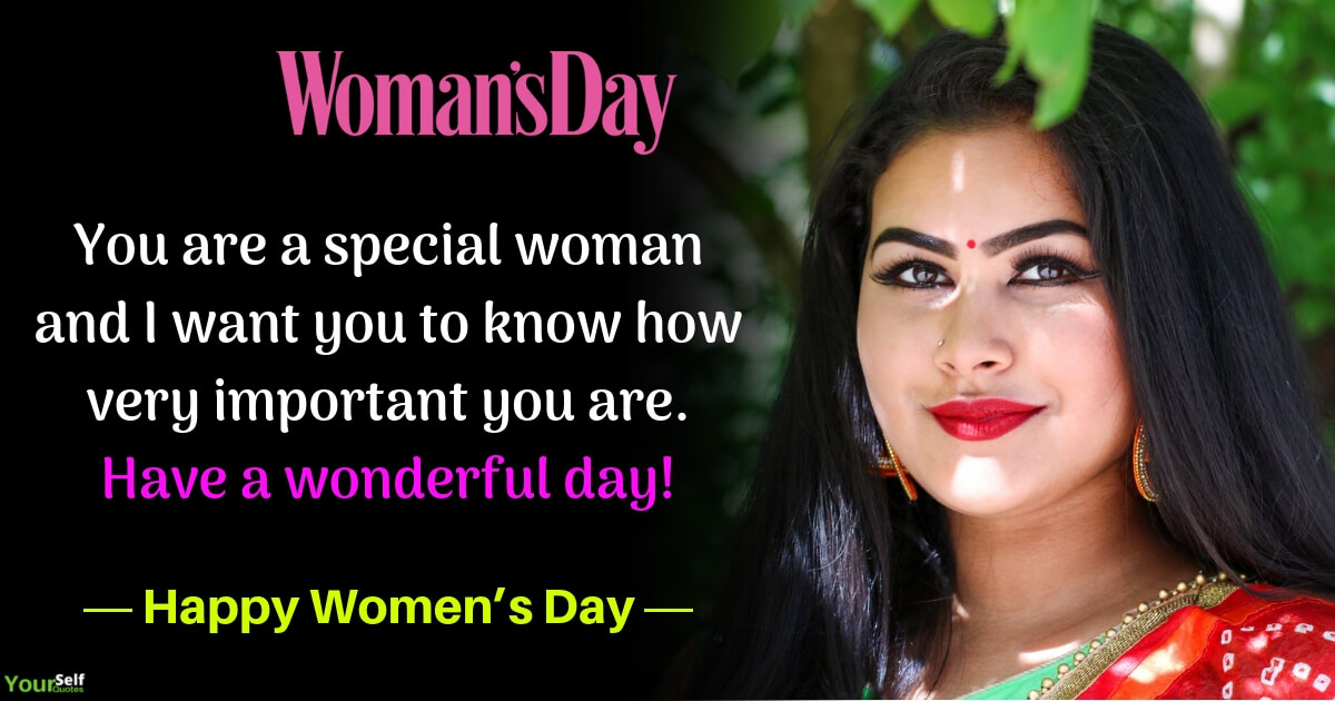 Best Happy Women's Day Wishes