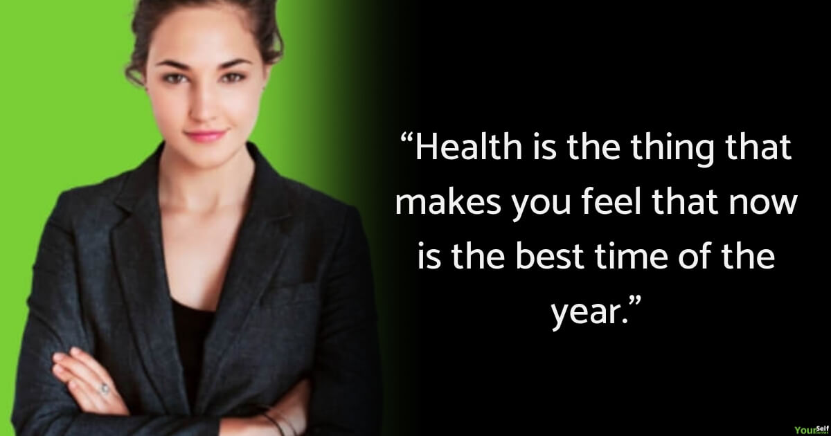 Best Health Quotes