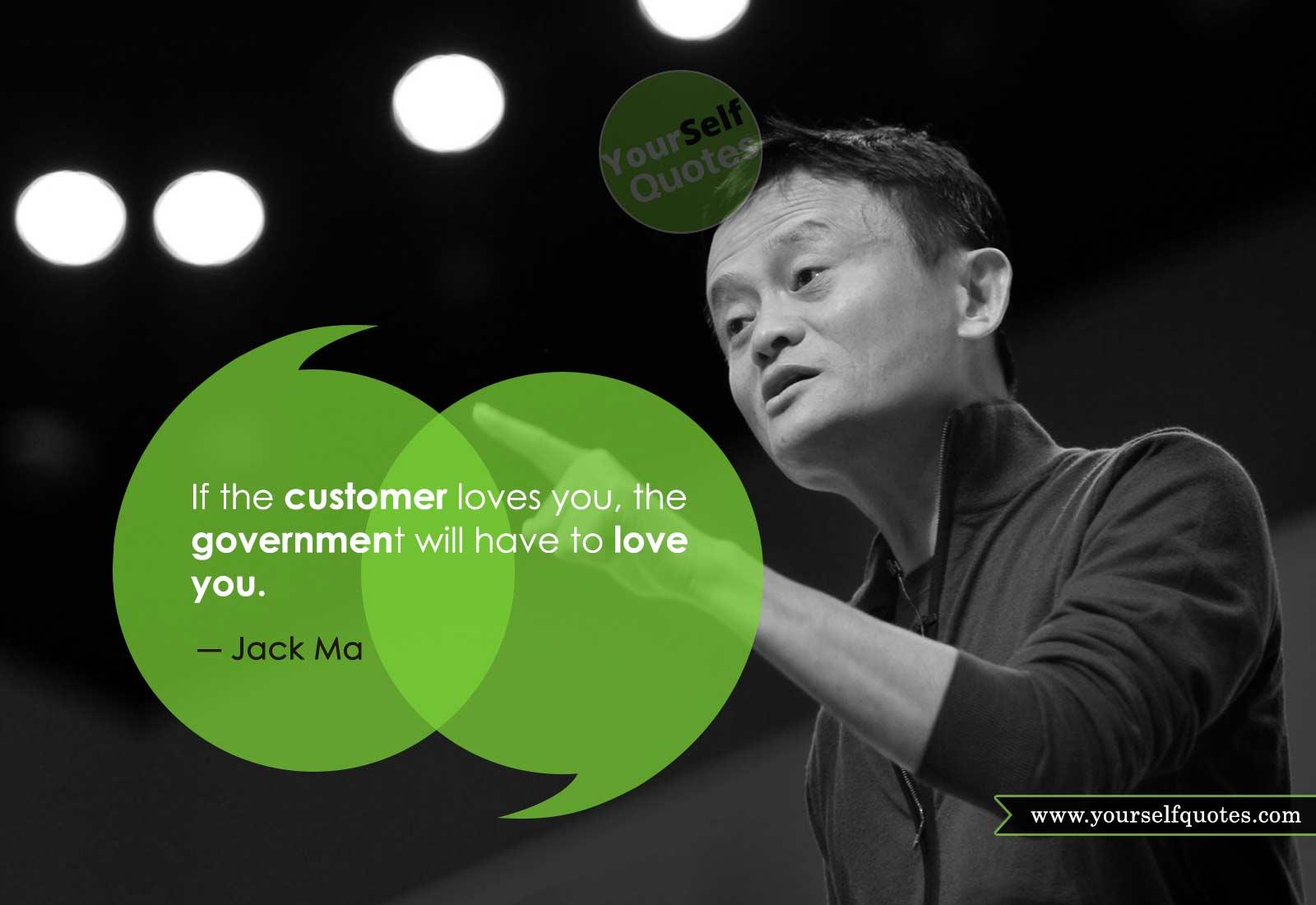Kutipan Jack Ma Terbaik
