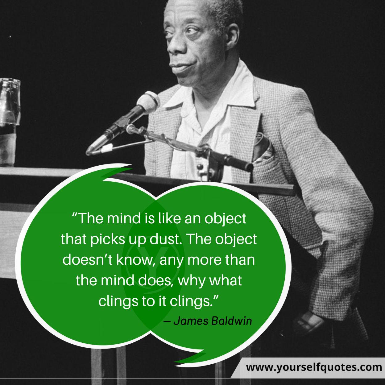 Best James Baldwin Quotes images