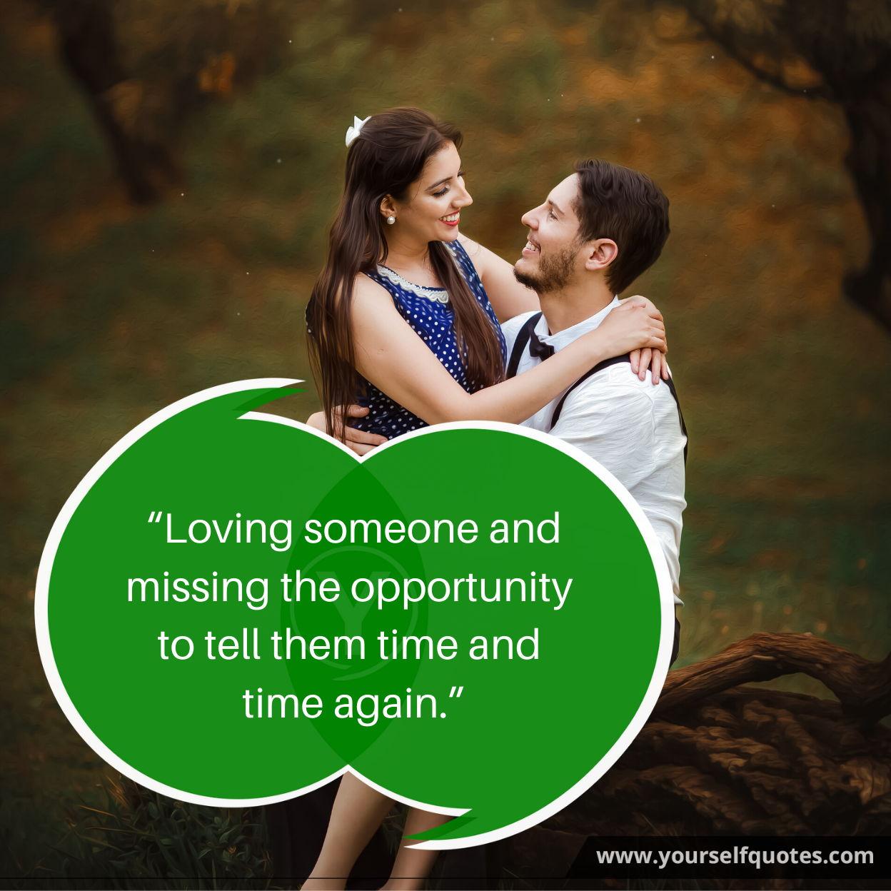 Best Loving Quotes