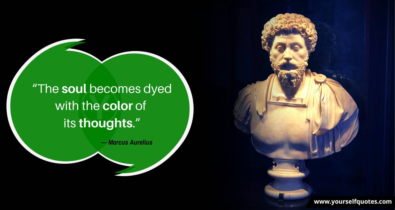 Best Marcus Aurelius Quotes