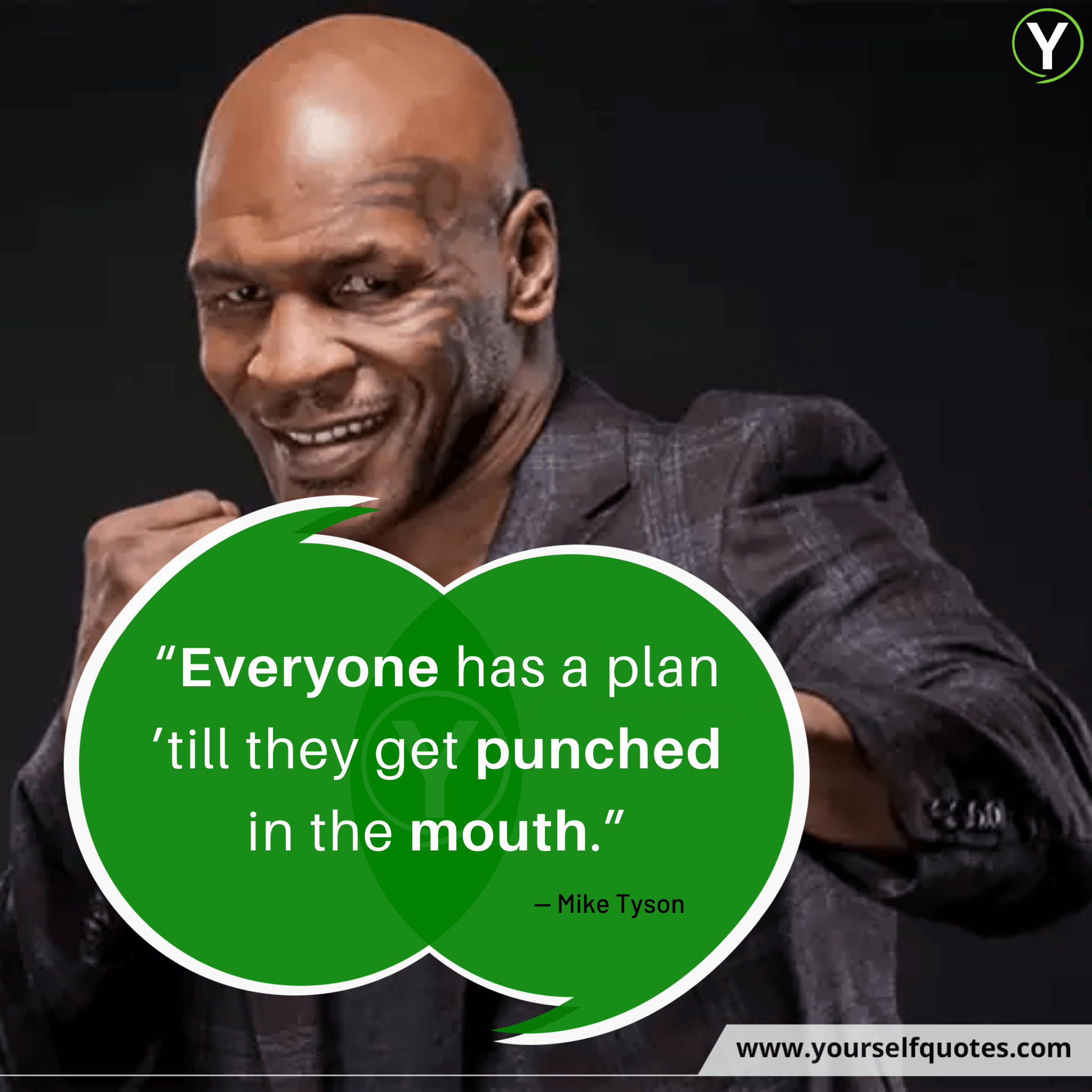Best Mike Tyson Quotes
