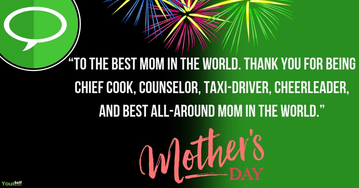 Best Mother's Day wishes