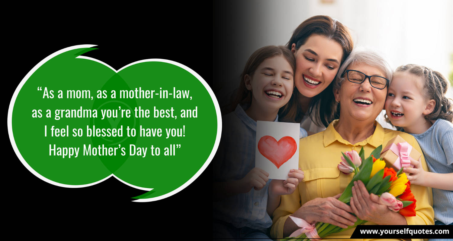 Best Mothers Day Quotes Photo
