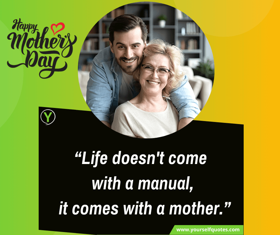 Best Mothers Day Wishes Quotes