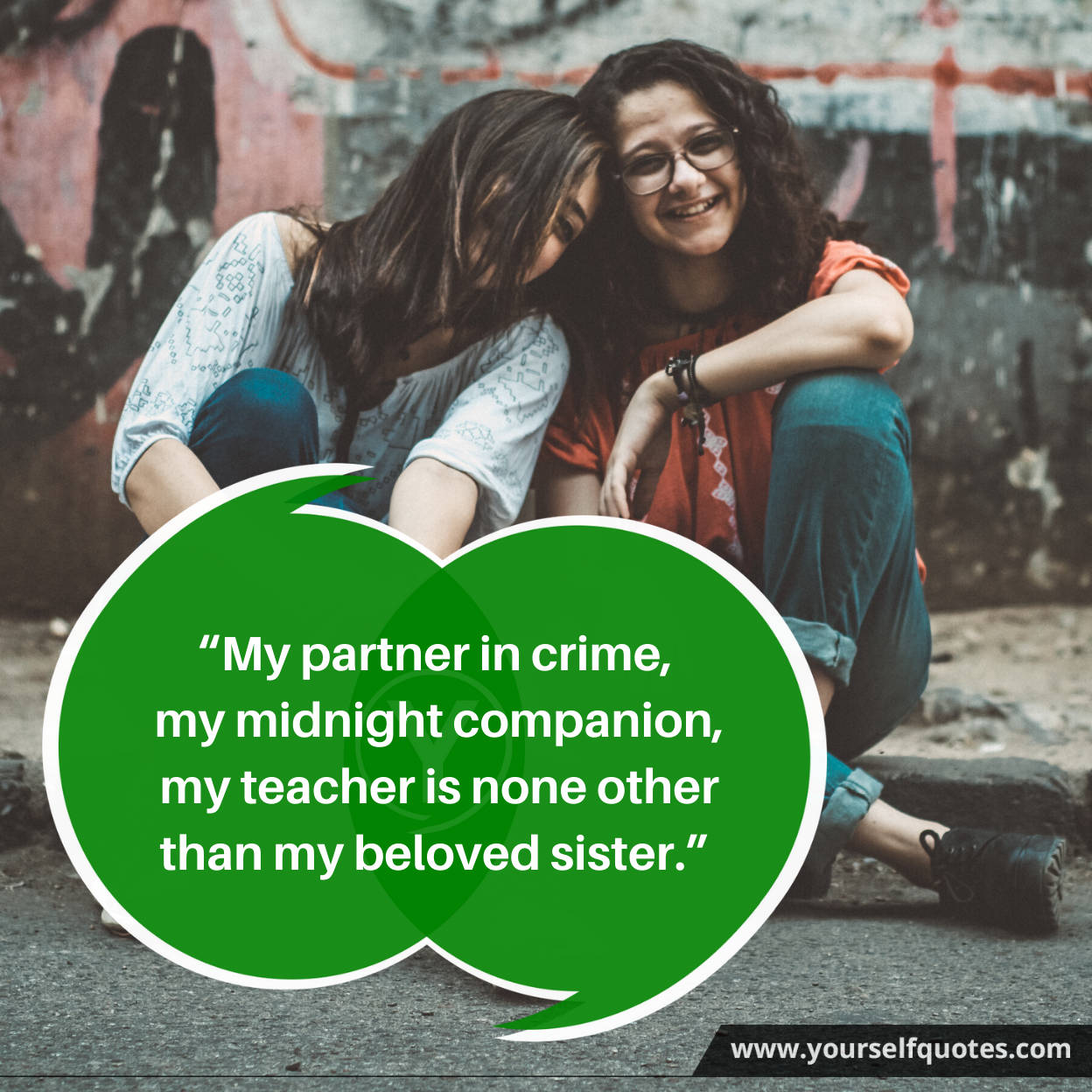 Best Quotes About Sisters Image