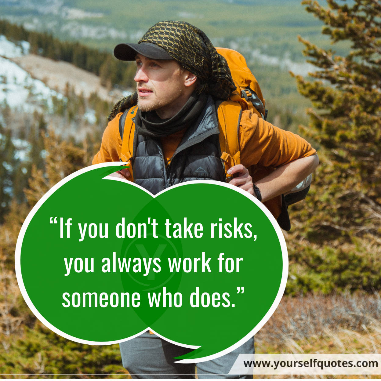 Best Quotes On Risks
