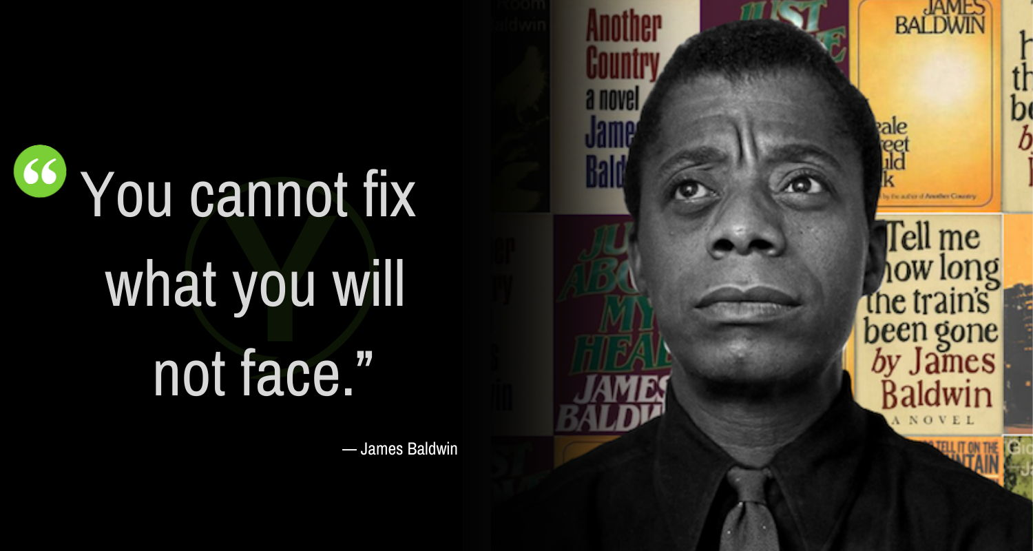 Quotes by James Baldwin