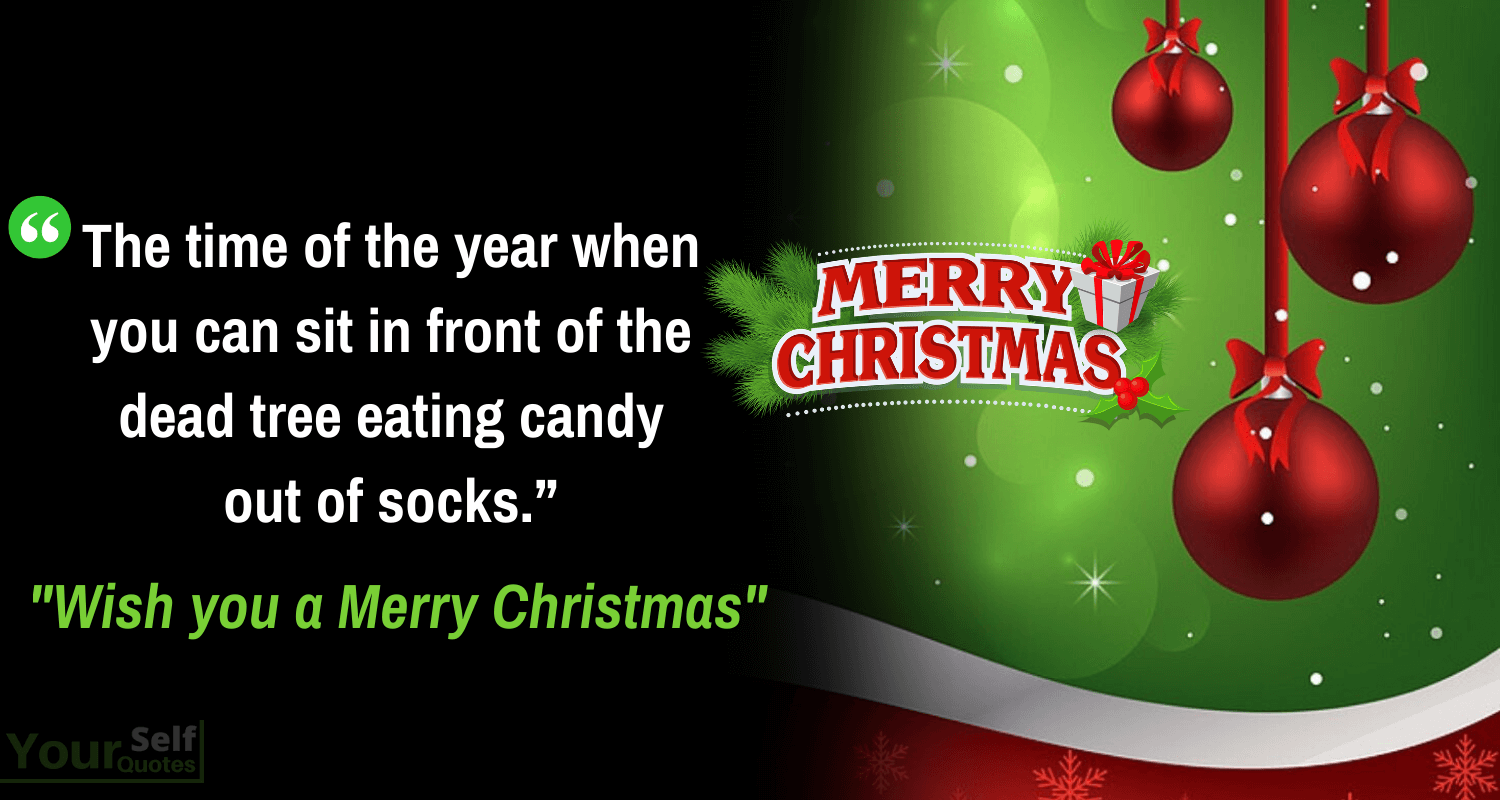 Best Quotes for Merry Christmas