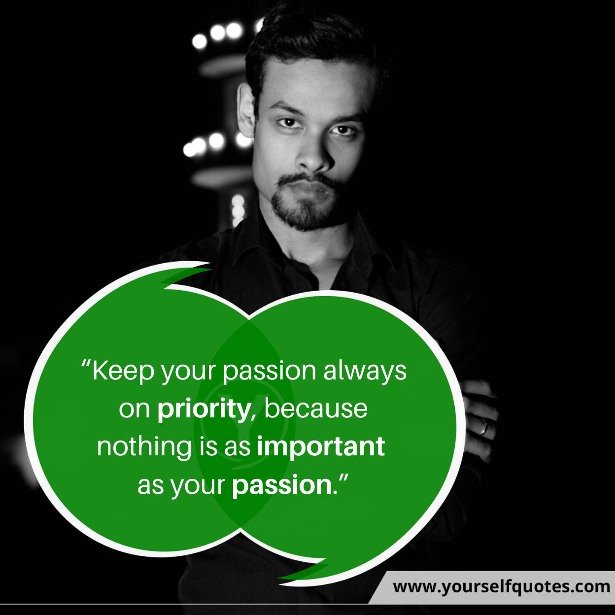 Best Quotes on Passion Images