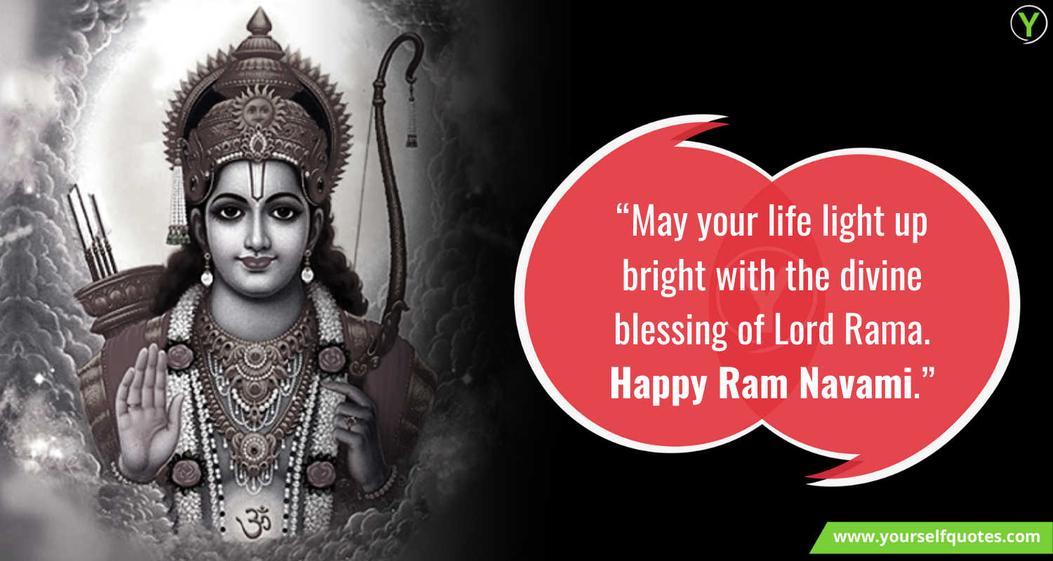 Best Ram Navami Messages with Images