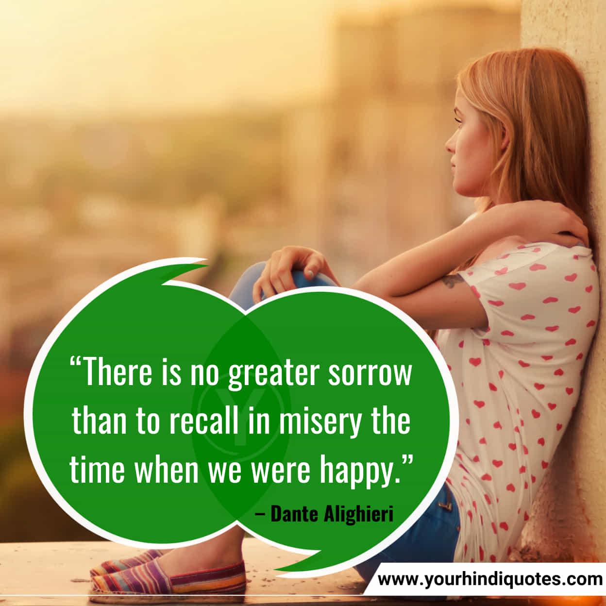 Best Sad Quotes