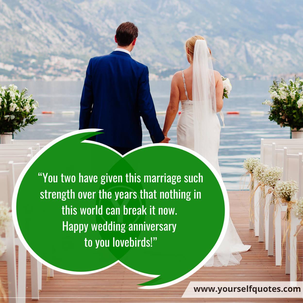 Keinginan Ulang Tahun Pernikahan Terbaik dengan Gambar