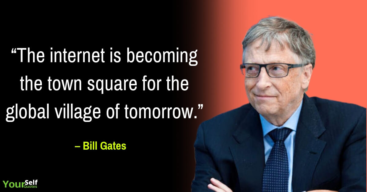 Bill Gates Quotes Images