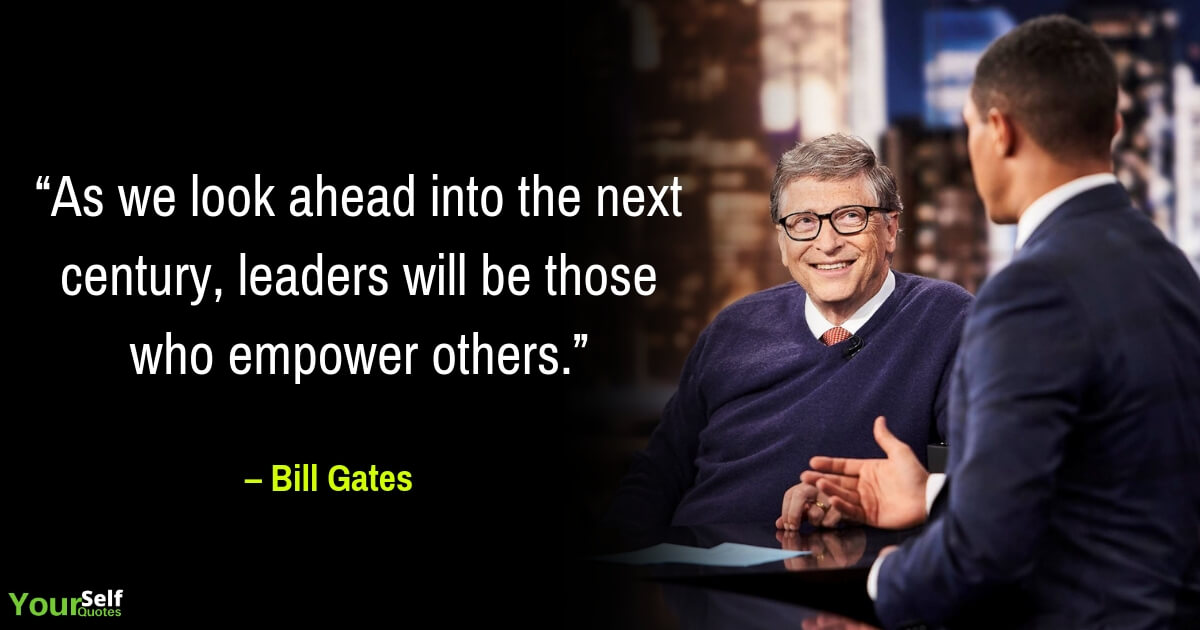 Bill Gates Quotes and Sayings