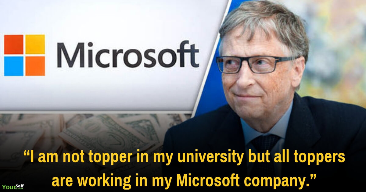 Bill Gates Quotes and Thoughts