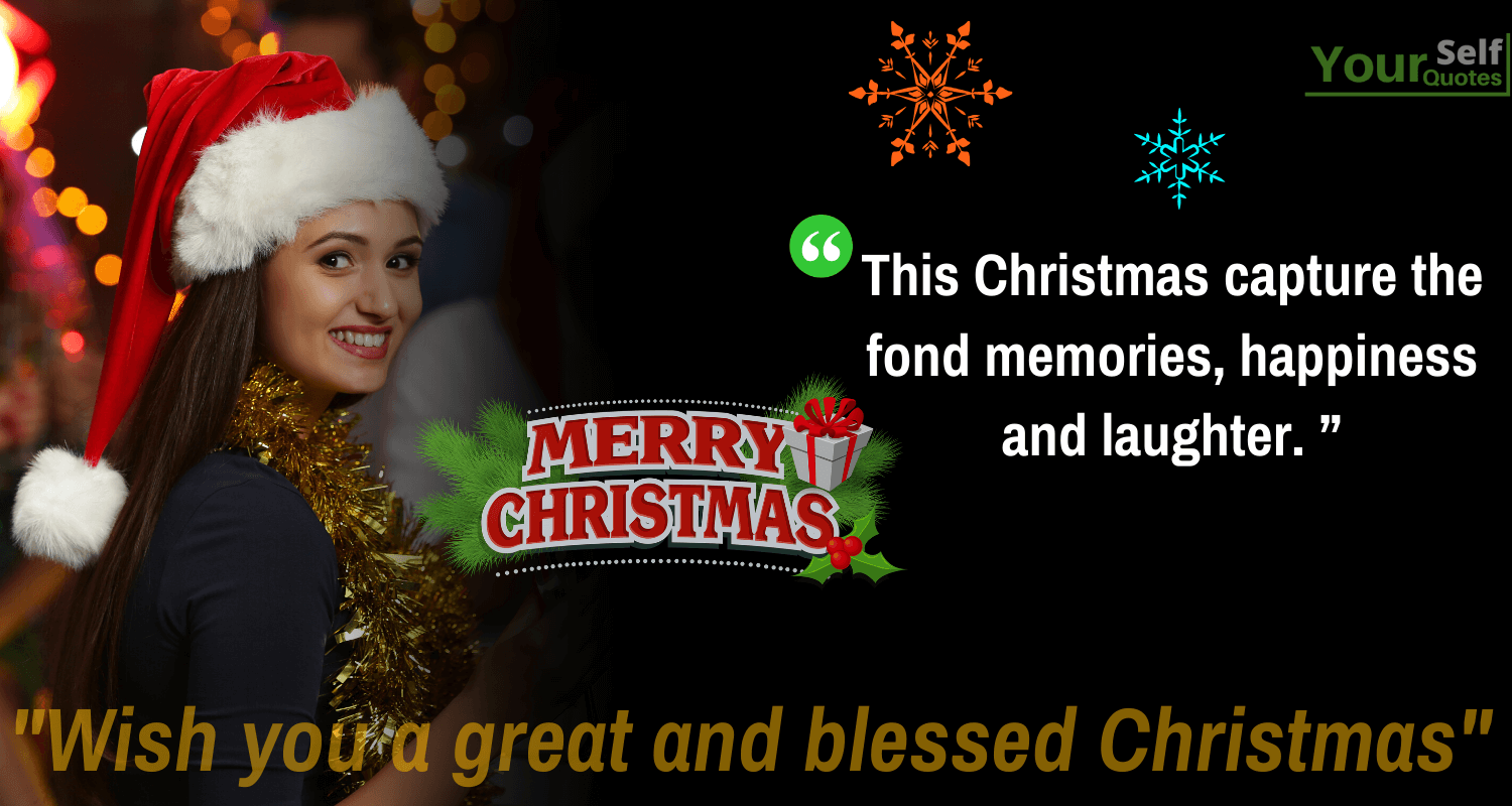 Blessed Christmas Wishes