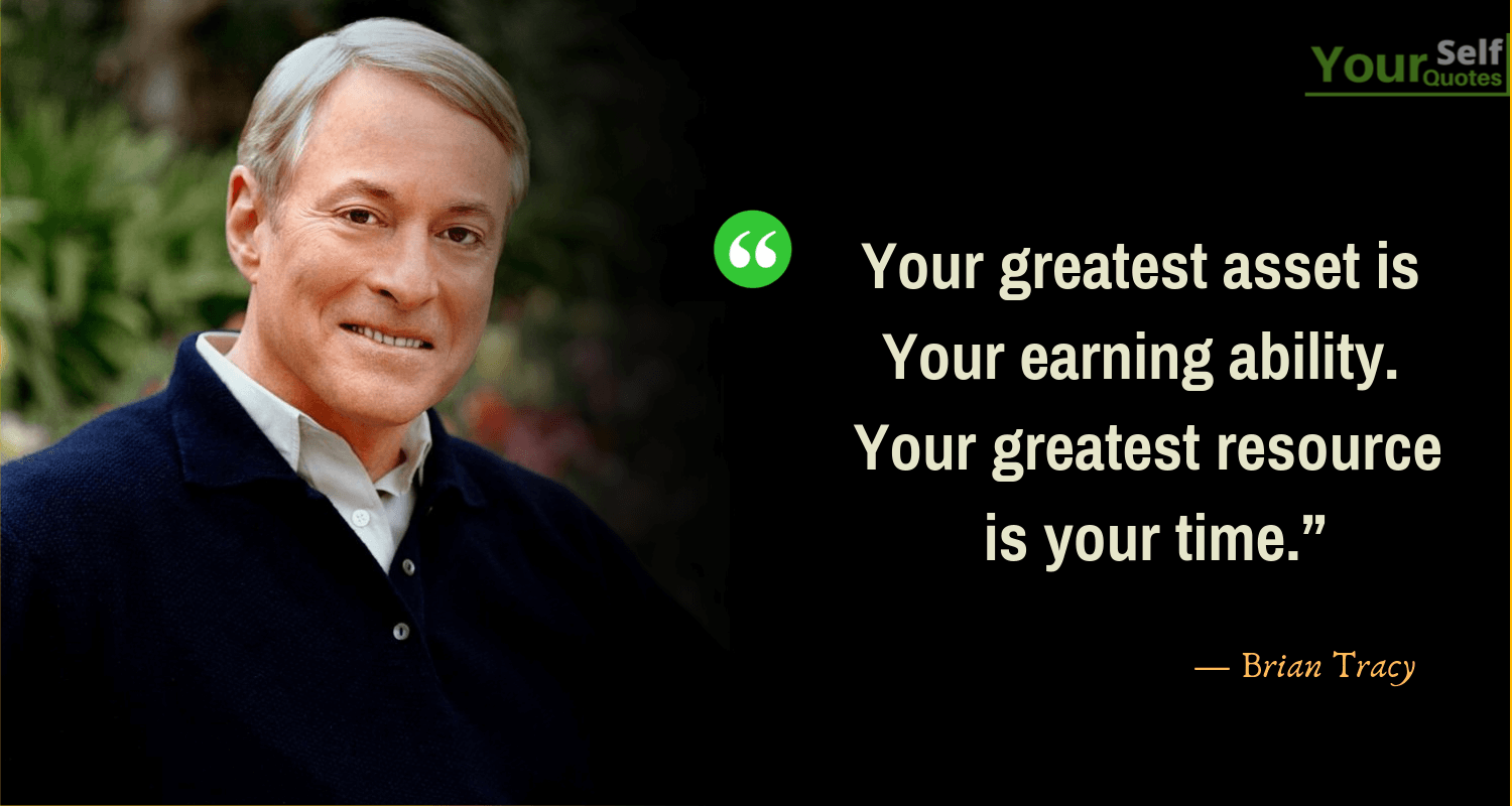 Brian Tracy Quotes Image