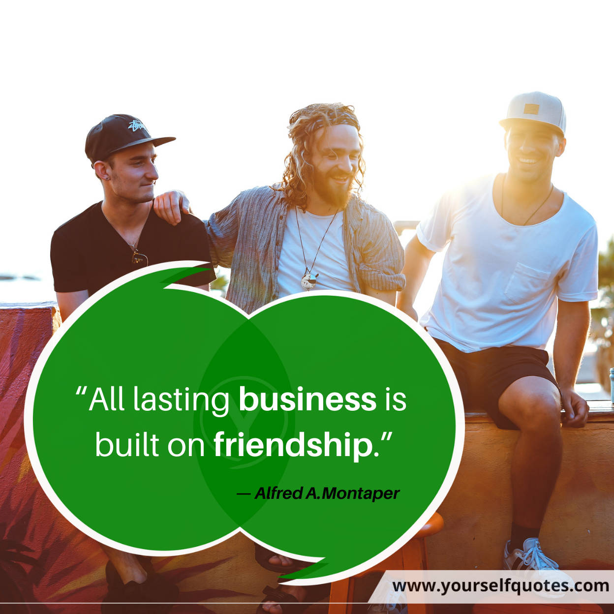Business Quotes by Alfred A.Montaper