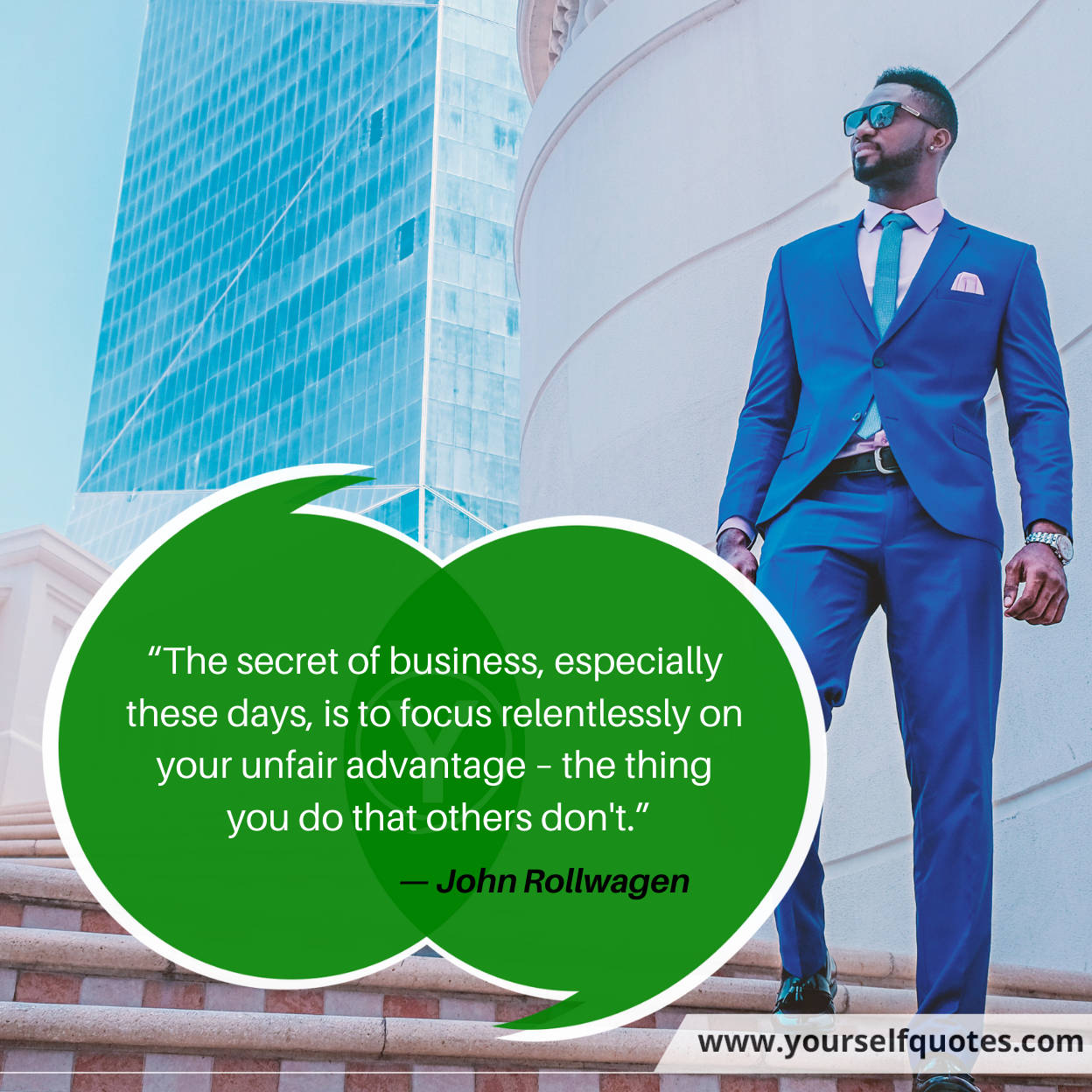 Business Quotes by John Rollwagen