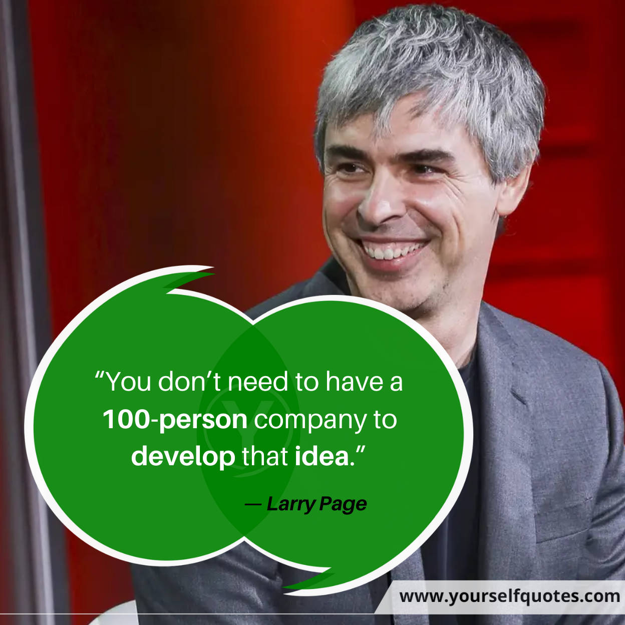 Business Quotes by Larry Page