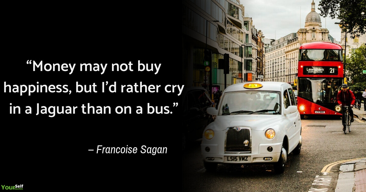 Car Quotes by Francoise Sagan