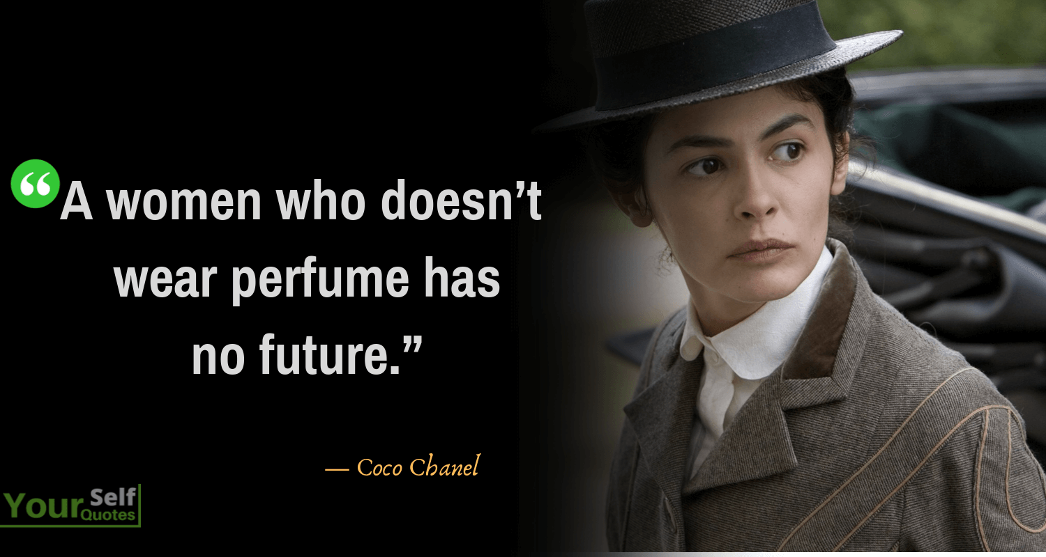 Coco Chanel Quotes Images