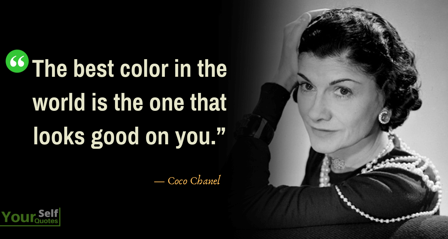 Coco Chanel Quotes That Will Inspire You