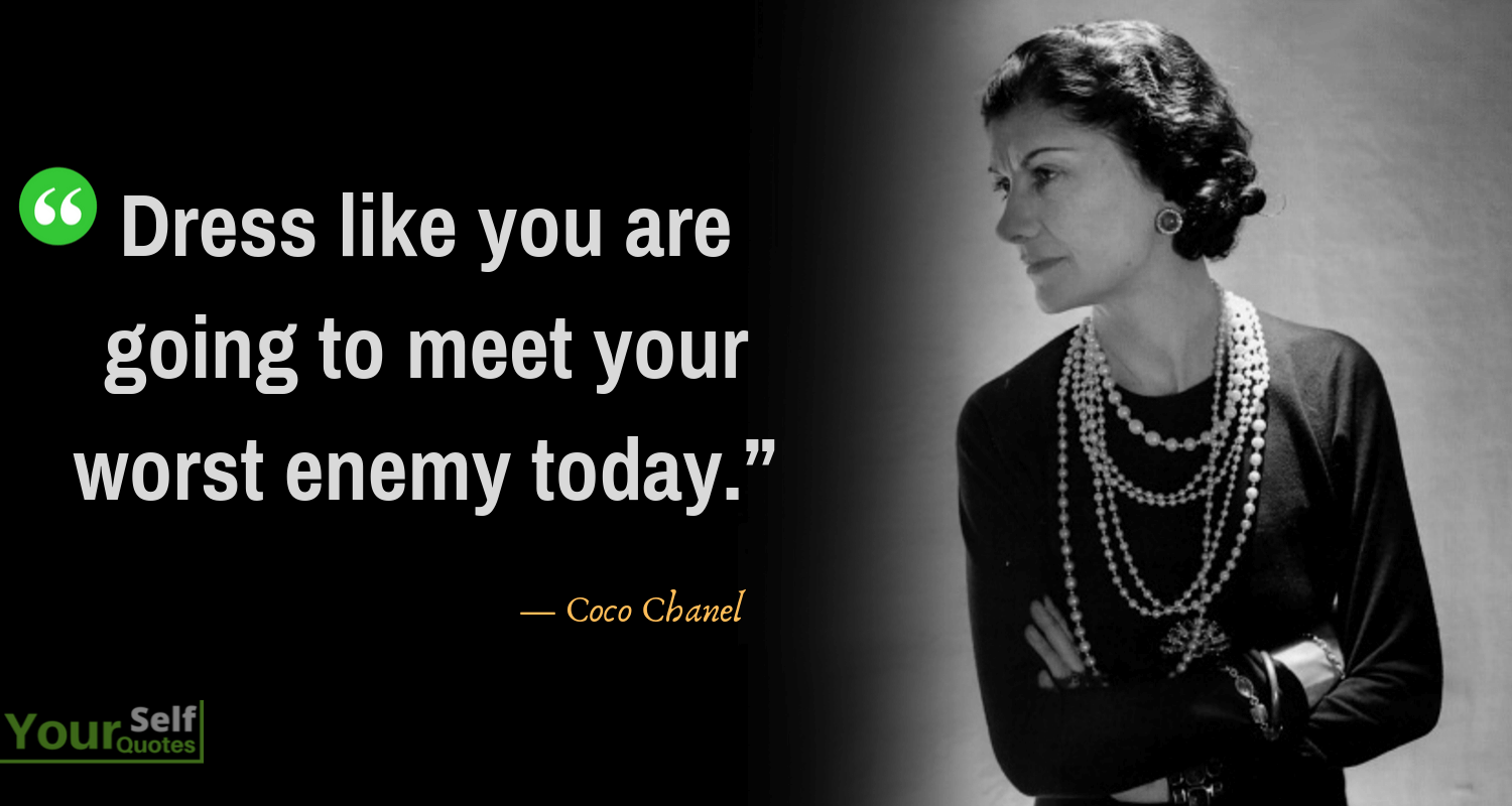 CocoChanel Quotes
