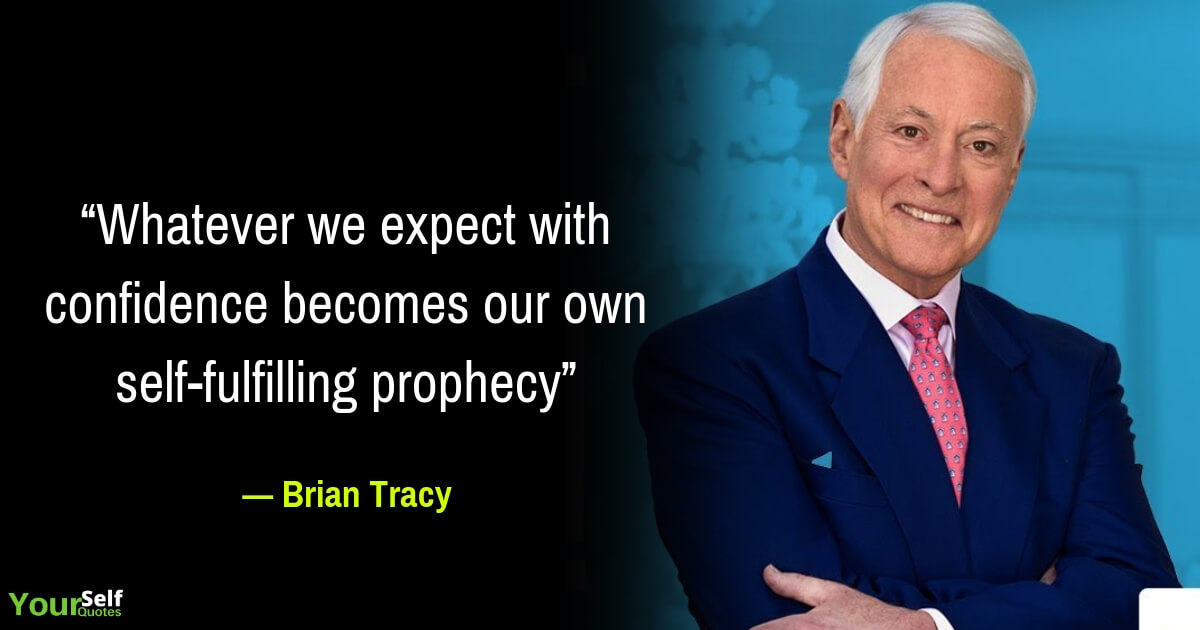 Confidence Quotes By Brian Tracy