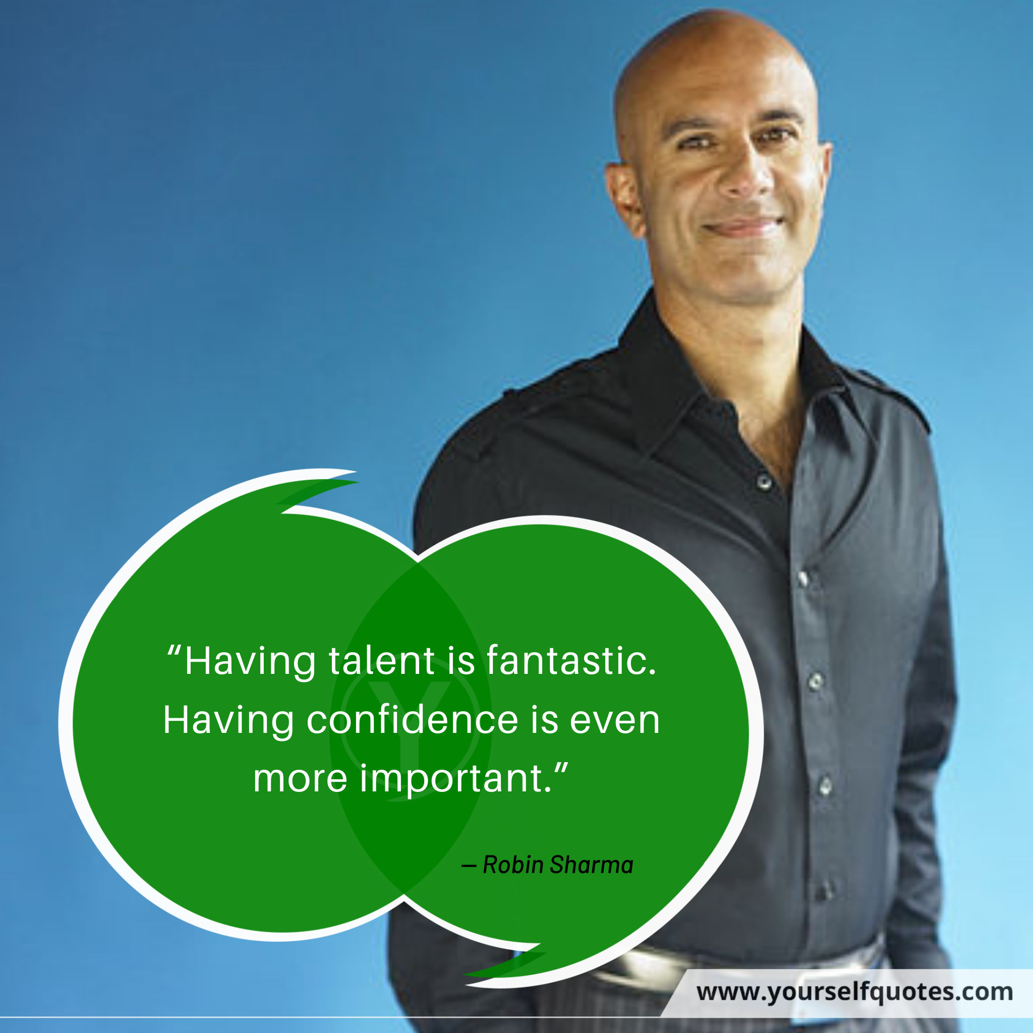 Confidence Quotes by Robin Sharma