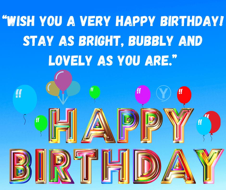 Create Happy Birthday Wisher