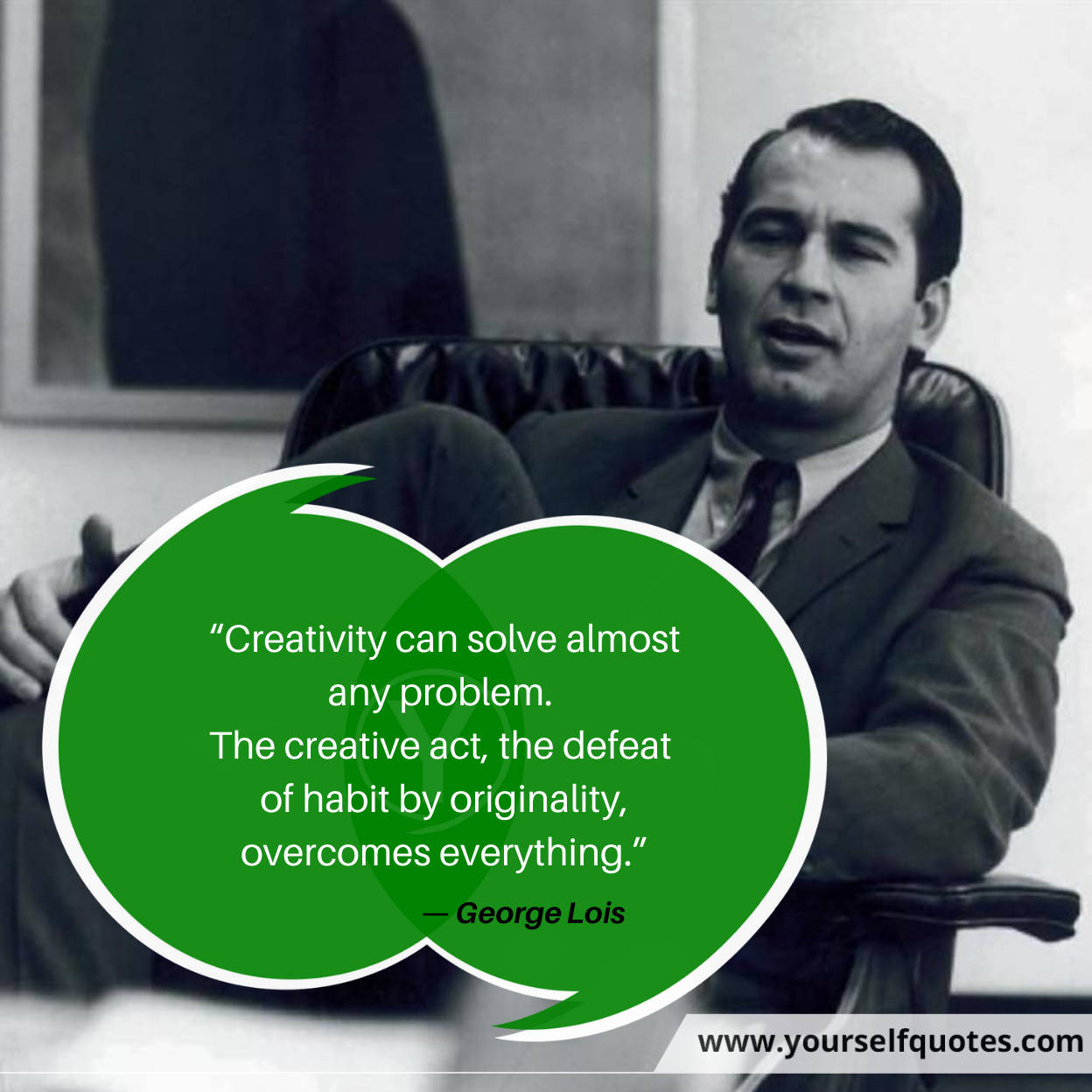 Creativity Quotes by George Lois