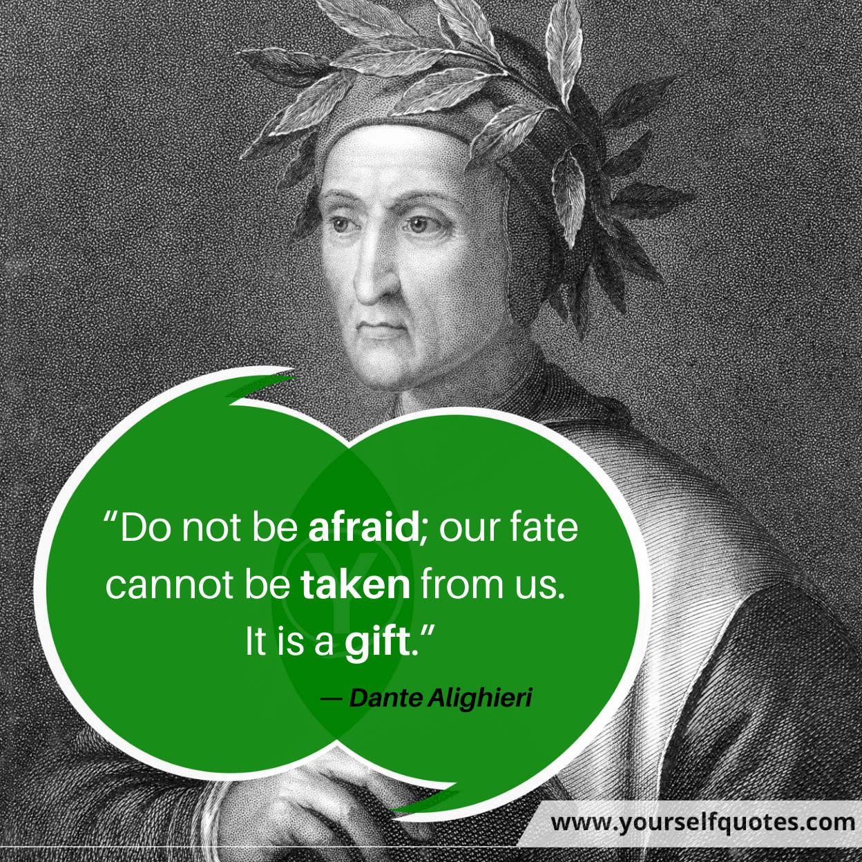 Dante Alighieri Quotes
