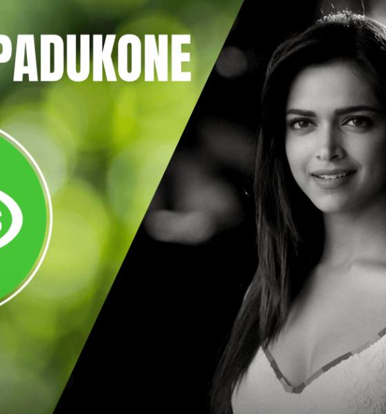 Deepika Padukone | ― YourSelfQuotes.com