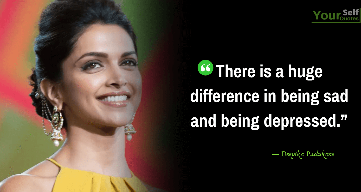 Deepika Padukone Quotes Words