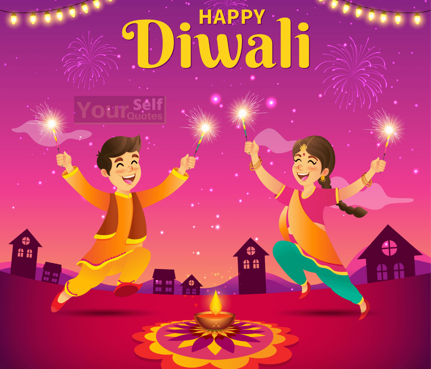 Diwali ke Wallpaper