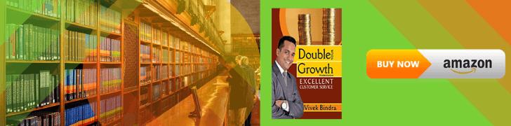 Double Your Growth Through Books Vivek Bindra