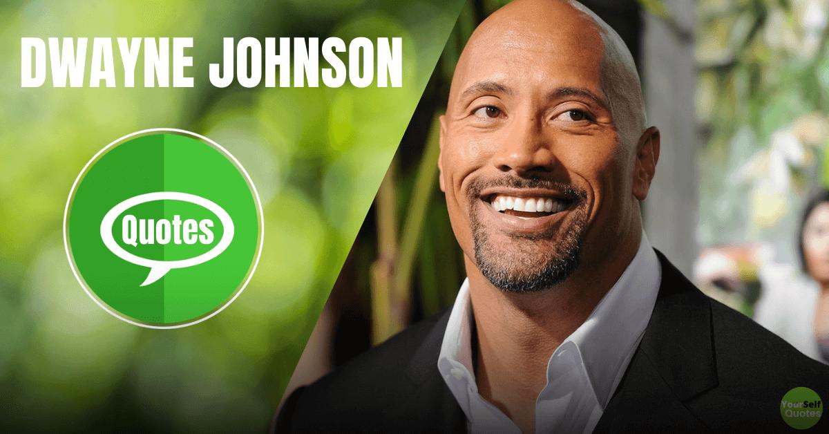 Kutipan Dwayne Johnson