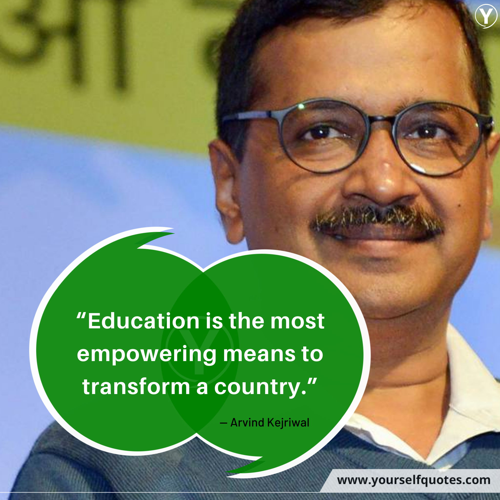 Education Quotes by Arvind Kejriwal