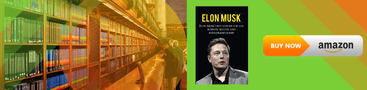 Elon Musk Books for Life, Business, Success and Entrepreneurship